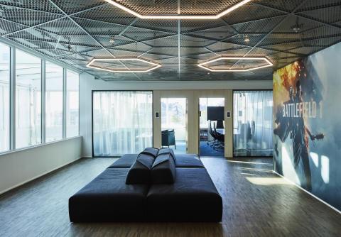 Sveriges snyggaste kontor 2016 - DICE