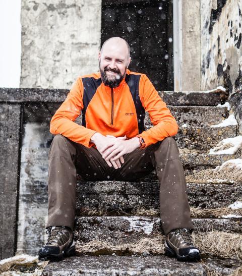 Foredrag med Rasmus Dahlberg: Hvad er en katastrofe?
