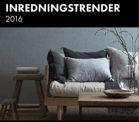 Happy Homes Inredningstrender 2016
