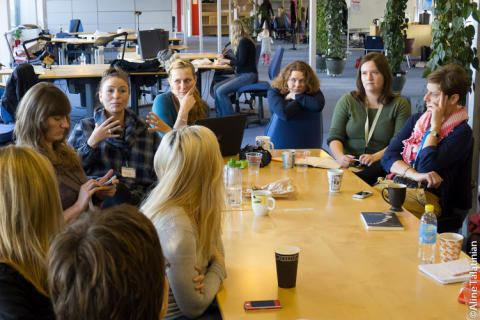 Diskussion til Geek Girl Meetup Copenhagen