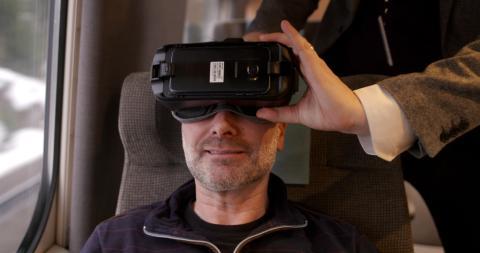 SJ satsar på VR när nya X 2000 utvecklas