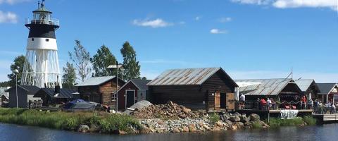 Inbjudan till pressträff om expansionsplaner för fler boende i södra Piteå