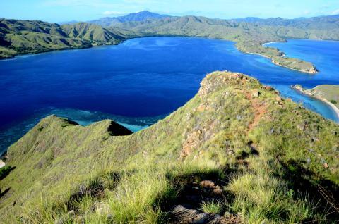 Ramblers Walking Holidays: Incredible Indonesia - Komoda Island