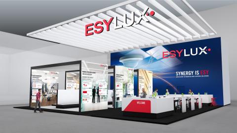 ESYLUX på Light + Building-mässan 2020