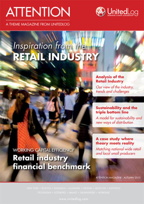 Trends, opportunities and challenges in the Nordic Retail industry