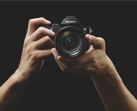 Träffa Sony på Fotomässan