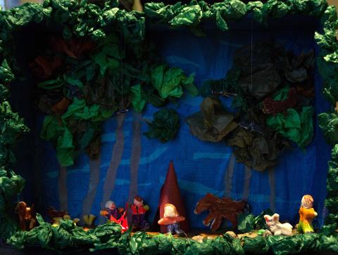 Barnens Drömskog presenteras på Fredriksdal museer och trädgårdar
