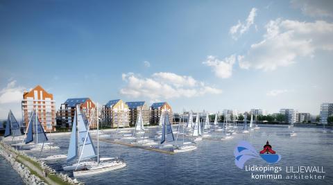 Ny fas i Hamnstadenprojektet i Lidköping