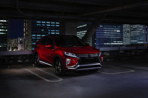 Eclipse Cross - Presse 9