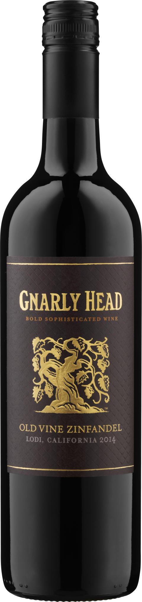 Gnarly Head-Old Vine Zinfandel
