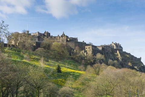 Two Scots landmarks make TripAdvisor Top Five