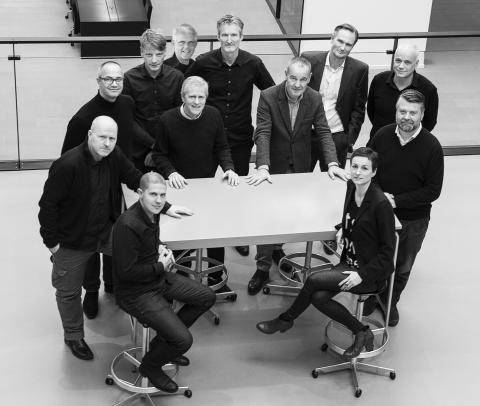 Arkitema udvider partnerkredsen med fire nye partnere