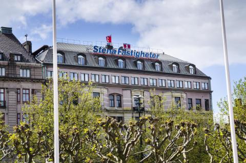 Stena Fastigheter hyr ut 4500 m2 - stort intresse för att hyra lokaler i centrala Malmö