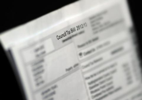 Changes to council tax benefit system