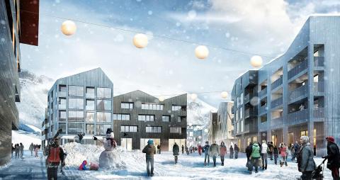 Myrkdalen som Norges nye fjelldestinasjon