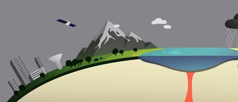 Kritiska mineral, det livsviktiga vattnet och virtuell geologi