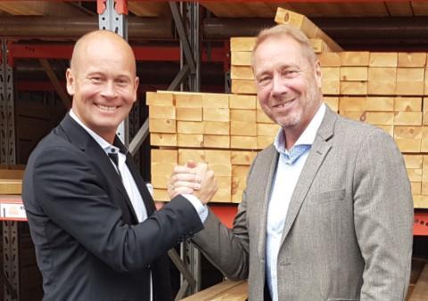 Stefan Pageryd ny VD för Byggarnas Partner