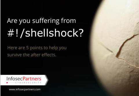 Are you suffering from ShellShock?