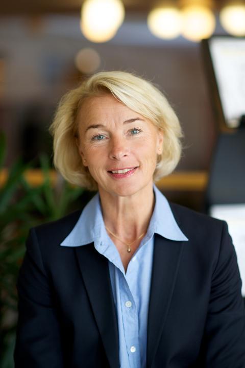 Katarina Mellström ny VD för Stanley Security Solutions i Sverige