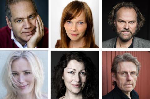 Två nominerade till Augustpriset gästar Bokens Dag i Lindesberg