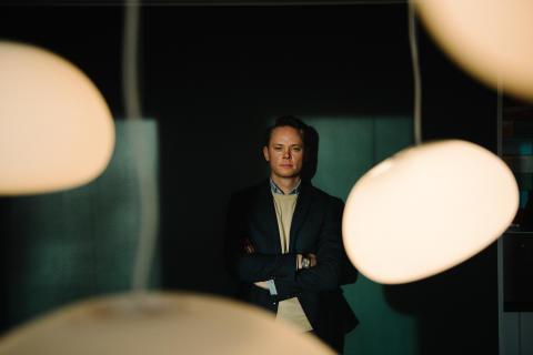 Fredrik Larsson, Almi Företagspartner Stockholm Sörmland
