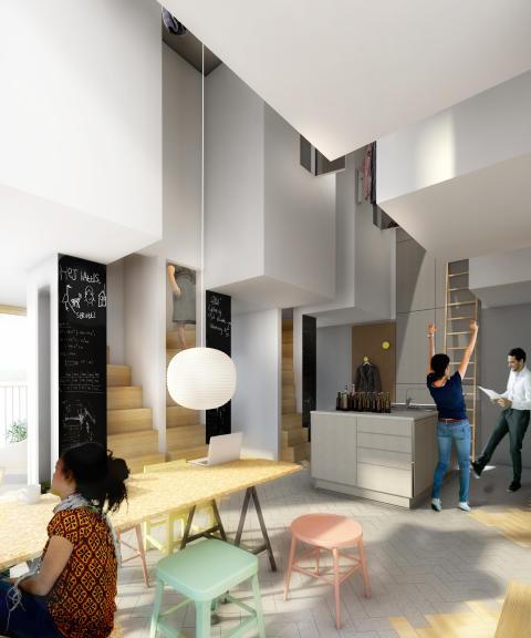 Pressinbjudan: Kliv in i framtidens studentbostad