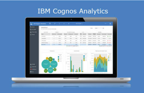 Demo - A new user experience for Cognos Analytics