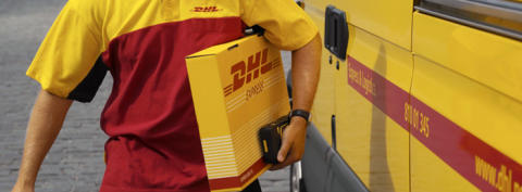 Easier package retrieval for DHL agents with PreCom