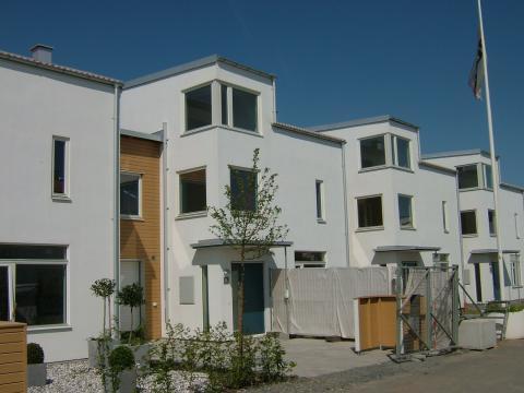 Småhusbyggandet förlorar mark mot flerbostadshus