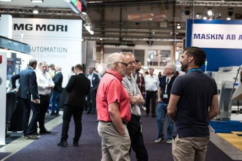 Elmia Produktionsmässor 2018