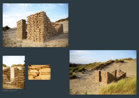 XsitesKarlChilcott art 1 The House in the Dunes foto Christine Chilcott