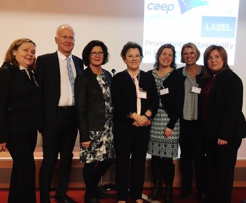 Tre KFS-medlemmar får prestigefylld europeisk hållbarhetsutmärkelse