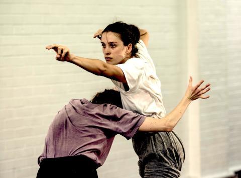 Dansens dag, I`ll Dance - pressbild