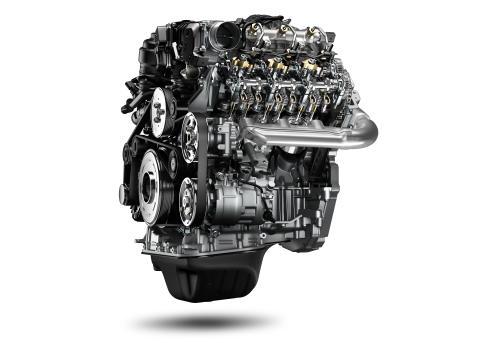 Ny V6 TDI-motor i Amarok