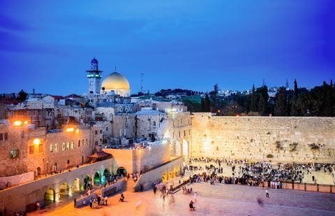 Maj - Jerusalem, Israel