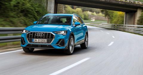 """2.0 TFSI-motor fra Audi kåret som """"International Engine of the Year"""" i kategorien"""
