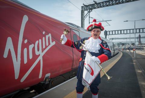 Virgin Trains Blackpool