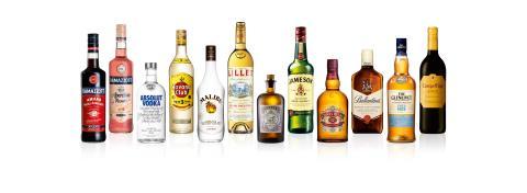 Pernod Ricard Deutschland: Fiege wird neuer Logistikpartner