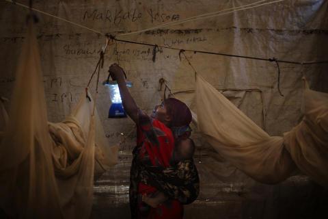 Ljusare liv för flyktingar med hjälp av UNHCR och IKEA Foundation