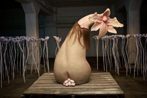 För första gången i Sverige - utställning med konstnären Patricia Piccinini!