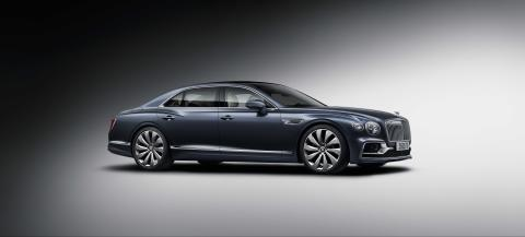 ​ALL-NEW BENTLEY FLYING SPUR - SPORTS SEDAN MEETS LUXURY LIMOUSINE