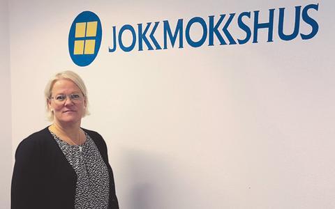 Ann-Christin Kvickström, ny vd på Jokkmokkshus