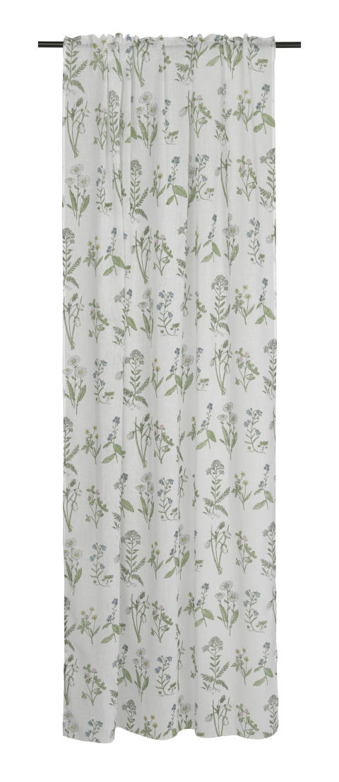 86409-10 Curtain Midsummer Saga linen 7318161391411