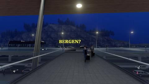 Ragnar Kjartansson is the winner of the art competition at Bergen Airport