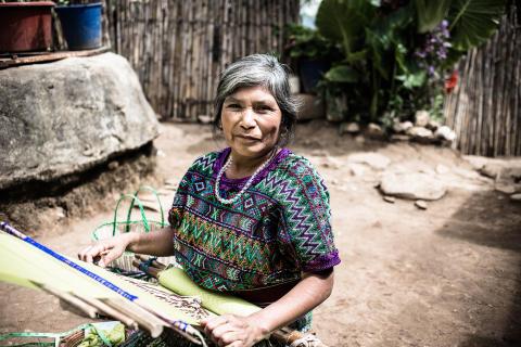 Miljonstöd till utsatta mayakvinnor