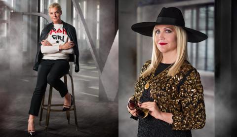 Vinnare av Damernas Värld Guldknappen 2013