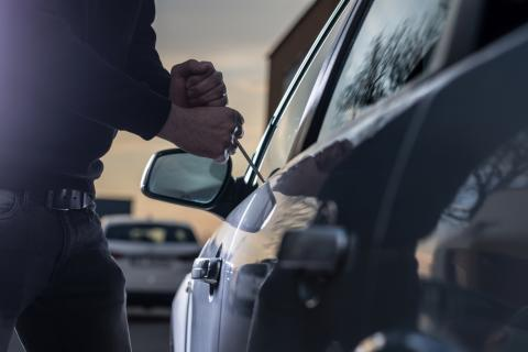 RAC comments on Press Association vehicle theft study