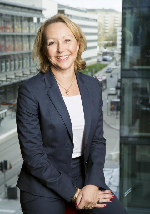 Charlotte Bergman, styrelseledamot