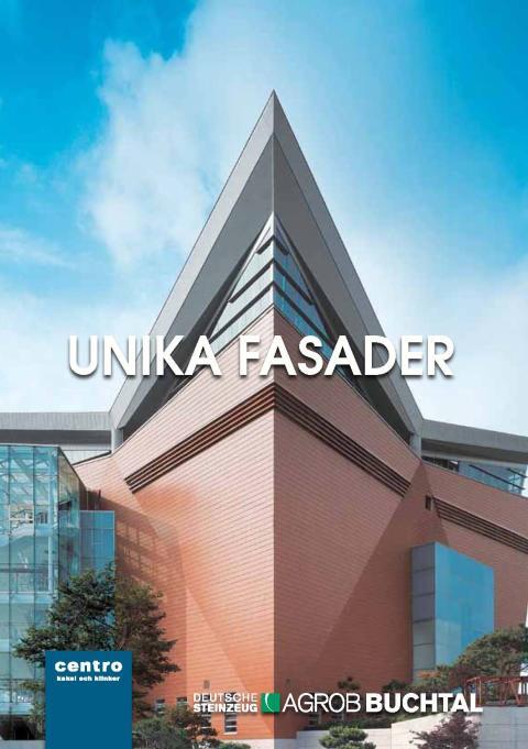 Centro bjuder in till en halvdag om keramiska fasader