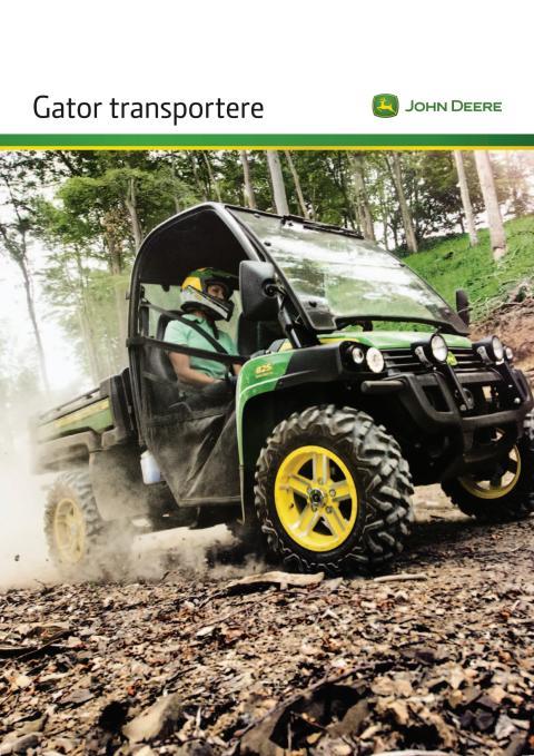 John Deere Gator - Transportere